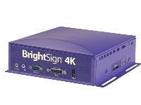 BrightSign 4K Series Media Players