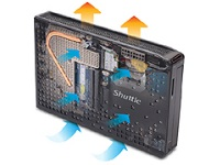 Fanless PC systems