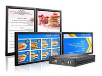 Shuttle Digital signage PC hardware