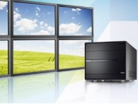 Shuttle PCs for video walls