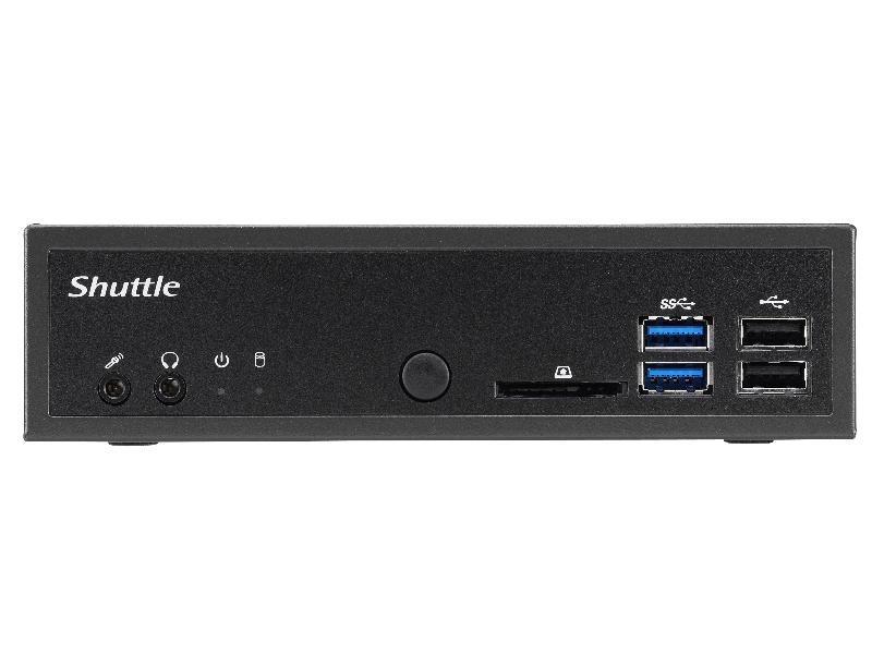 0ac4929dd43 Shuttle DH170 assembled PC system- triple display support - Mini PCs ...