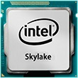Intel Skylake 6th Gen logo
