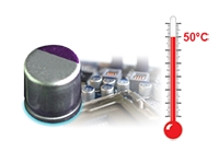 Industrial Solid Capacitors = High Stability