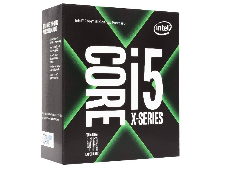 Intel Core i5 X series