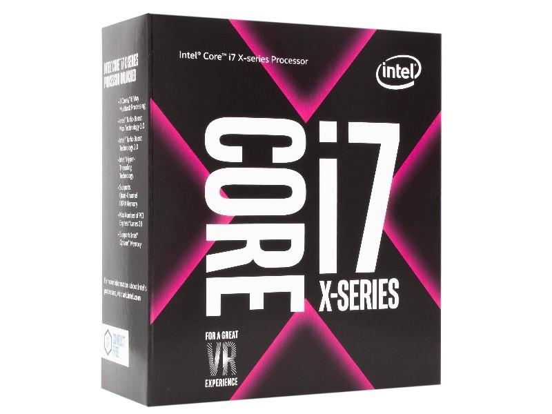 Intel Core ii7-7740X X-series Processor