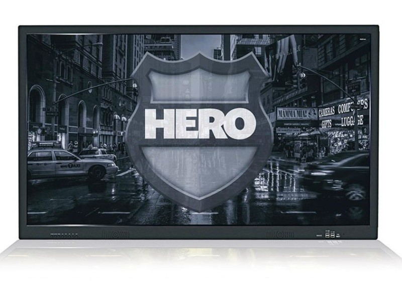 Hero Touchscreen