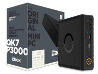 Zotac QK7P3000 retail box