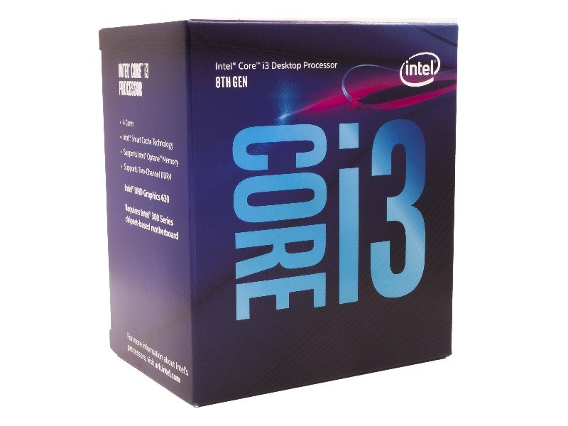 Intel 8th Gen i3