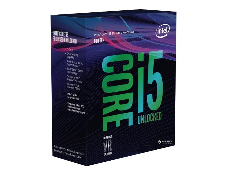 Intel 8th Gen i5