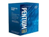 Intel 8th Gen pentium gold