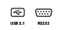usb3.1 rs232